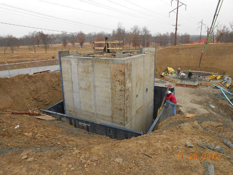 November 2012 - Coweta Water Plant Construction - 34