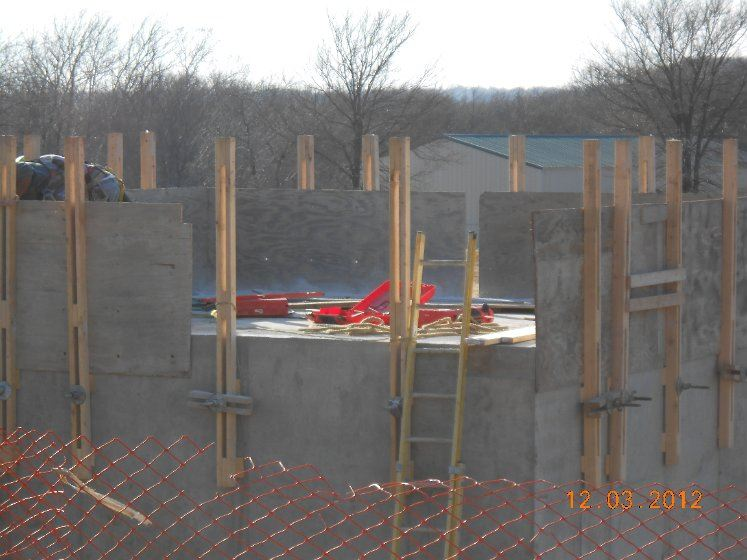 December 2012 - Coweta Water Plant Construction - 1