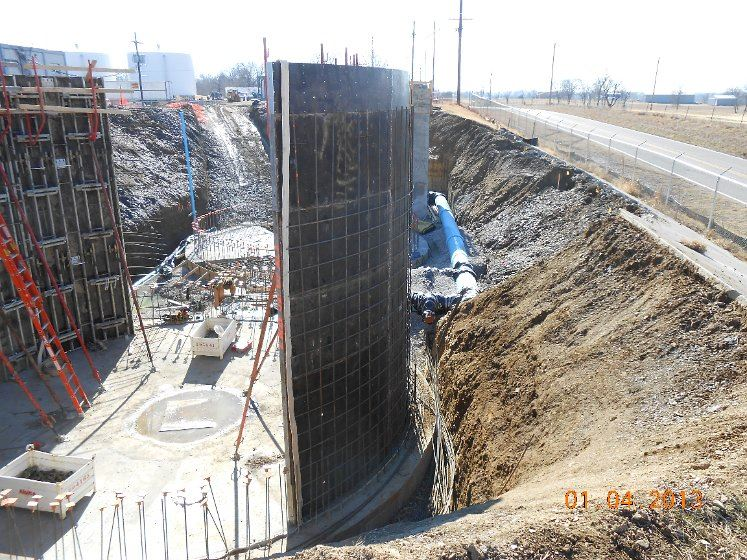 December 2012 - Coweta Water Plant Construction - 40