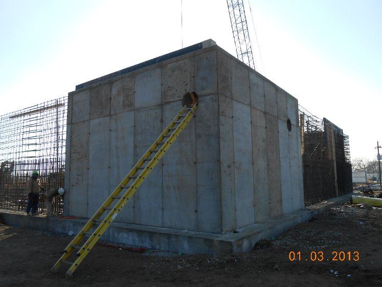 December 2012 - Coweta Water Plant Construction - 51