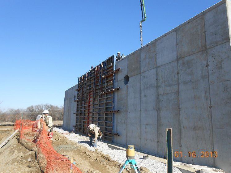 January 2013 - Coweta Water Plant Construction - 5