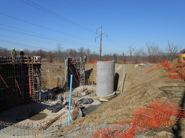 January 2013 - Coweta Water Plant Construction - 8
