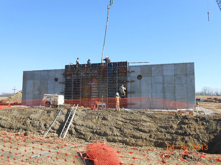 January 2013 - Coweta Water Plant Construction - 9