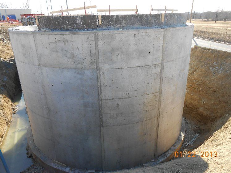 February 2013 - Coweta Water Plant Construction - 3