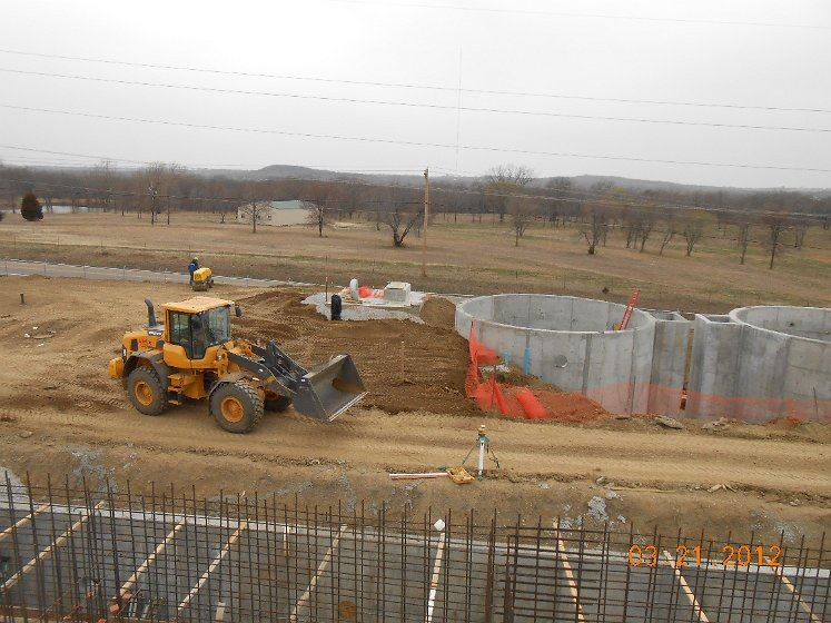 March 2013 - Coweta Water Plant Construction - 24