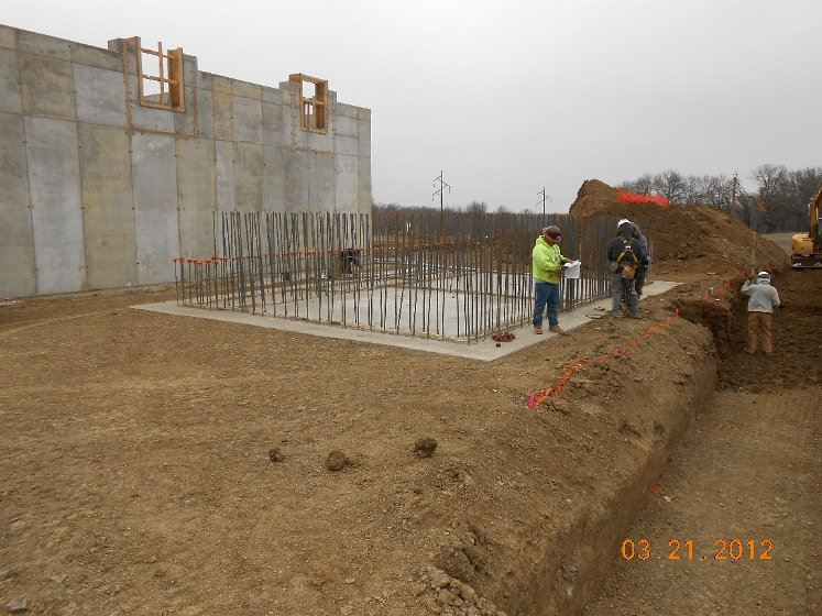 March 2013 - Coweta Water Plant Construction - 29
