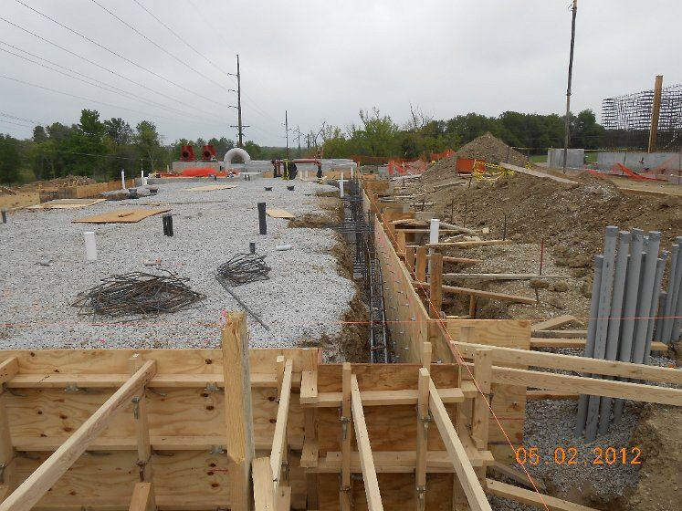 April 2013 - Coweta Water Plant Construction - 25