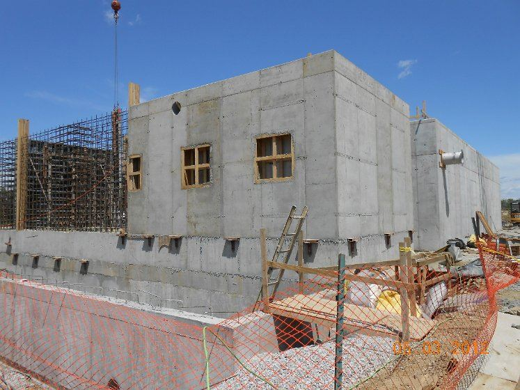April 2013 - Coweta Water Plant Construction - 27